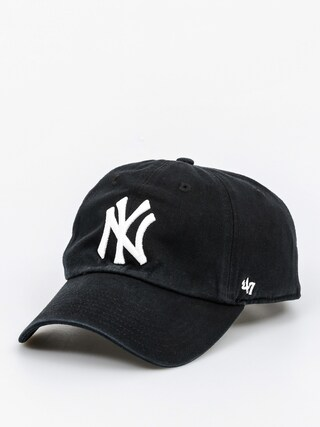 u0160iltovka 47 Brand New York Yankees ZD (washed black)