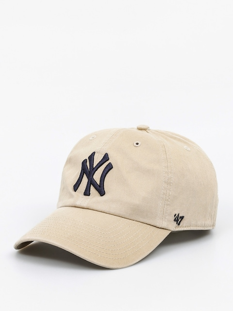 Šiltovka 47 Brand New York Yankees ZD (washed khaki)