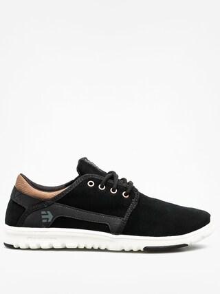 Topánky Etnies Scout (black/brown)