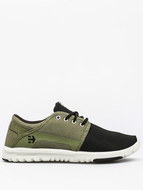 Topánky Etnies Scout (black/olive)