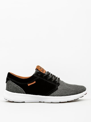 Topánky Supra Hammer Run Nonstrtch (black/brown white)