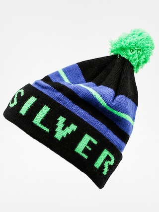 Čiapka Quiksilver Summit Beanie (black/green)