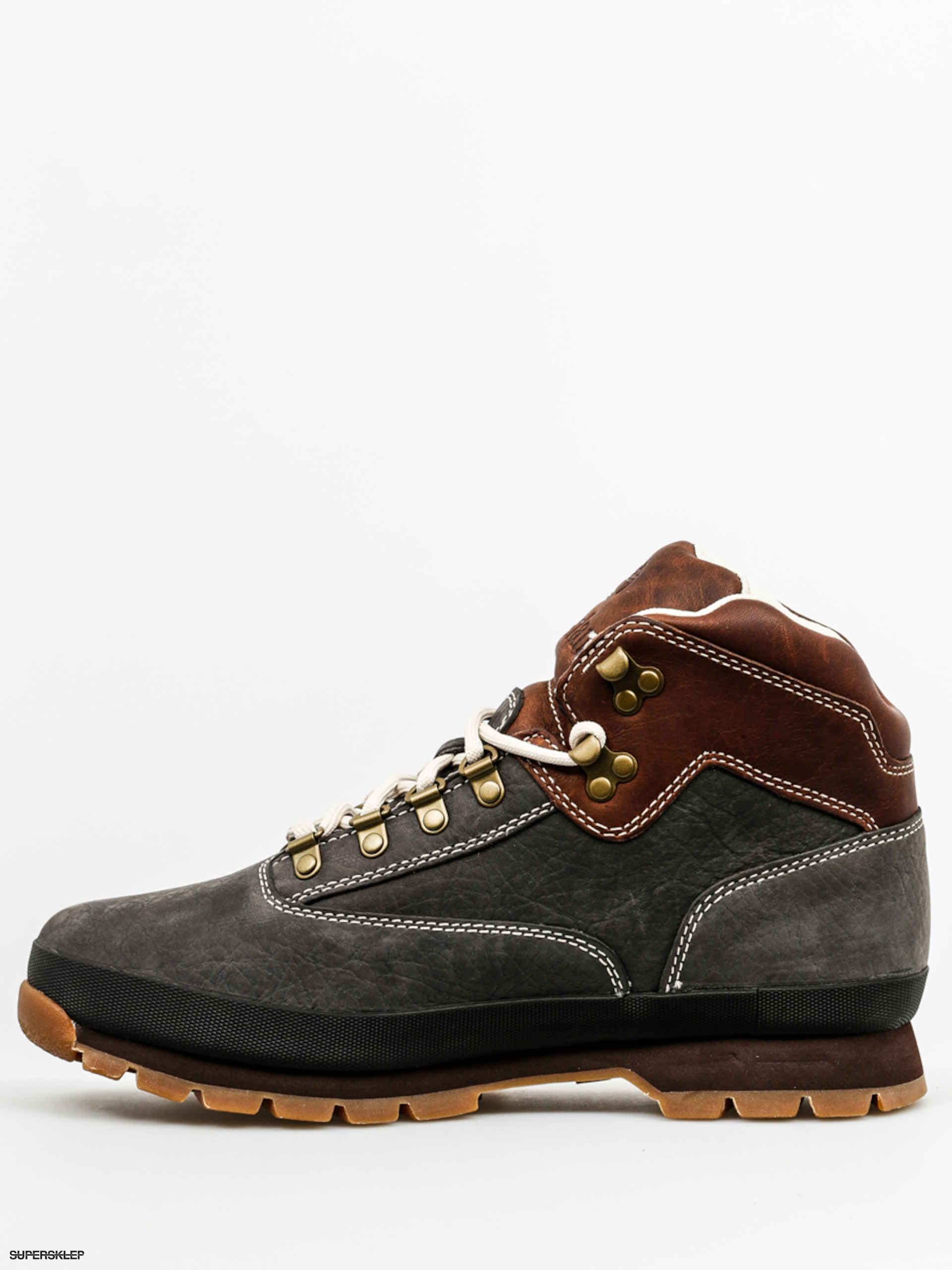 Zimné topánky Timberland Euro Hiker (forged iron) cd384cf852f