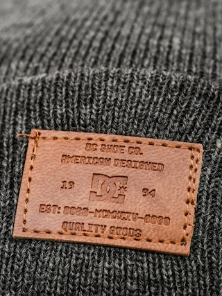 Čiapka DC Label (heather pewter)