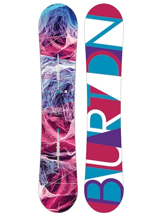 Snowboard Burton Feelgood Wmn (red)