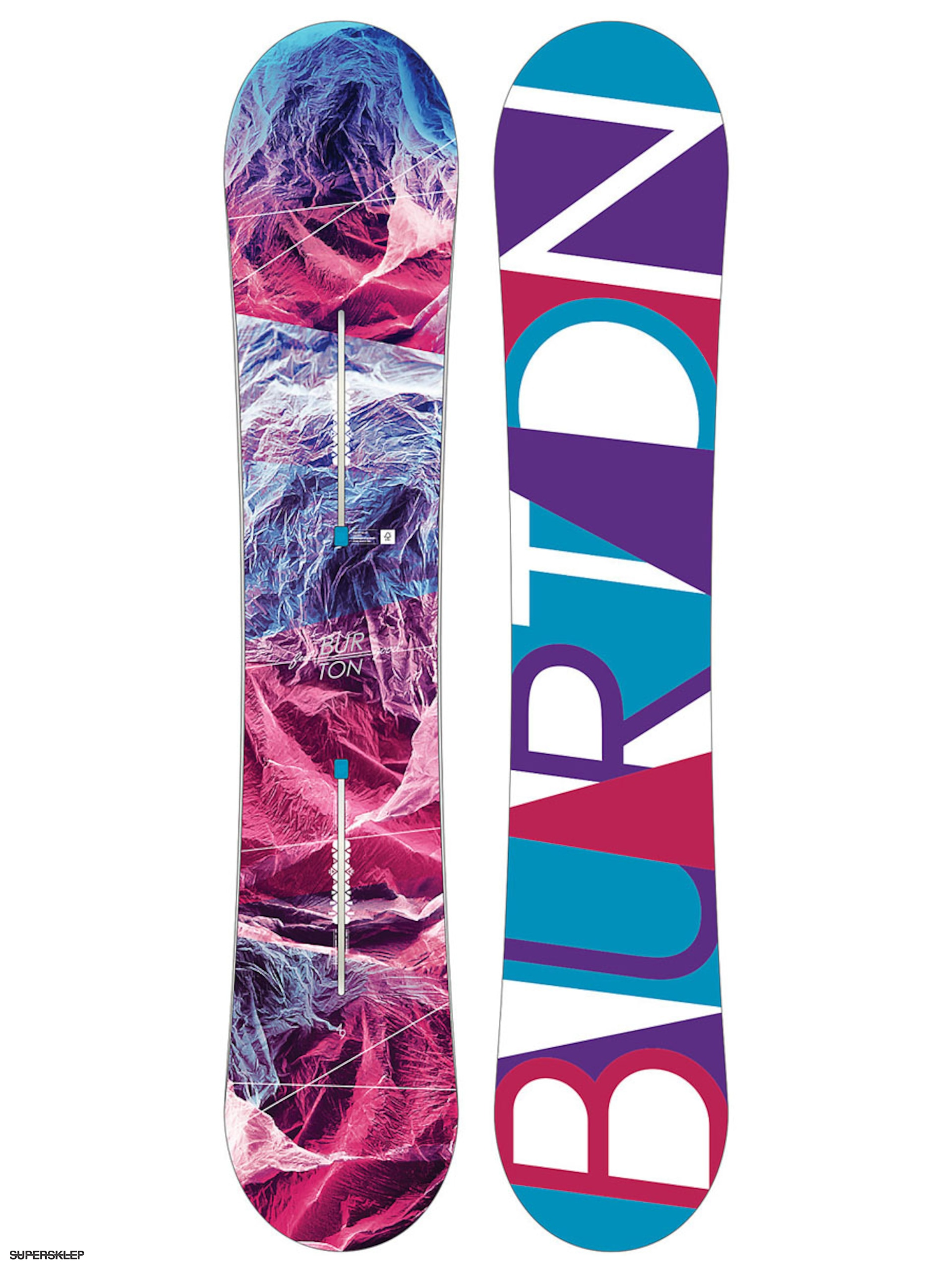 Snowboard Burton Feelgood Wmn