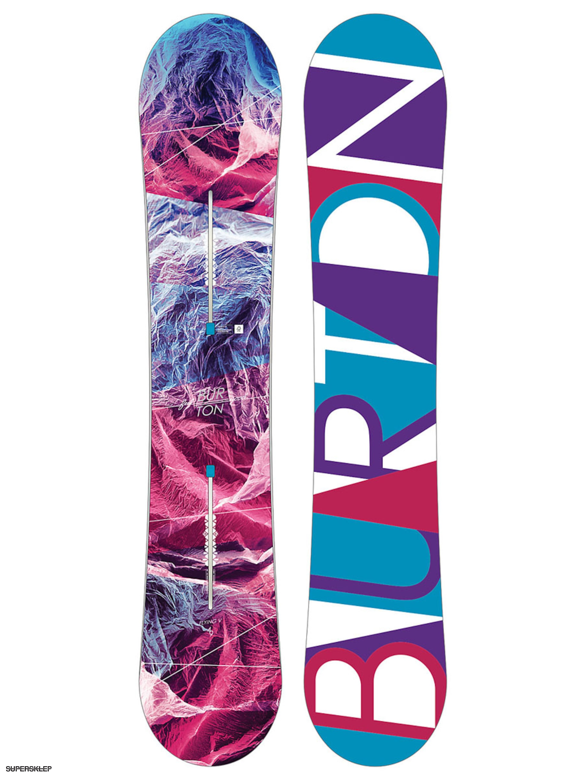 Snowboard Burton Feelgood Flying V Wmn