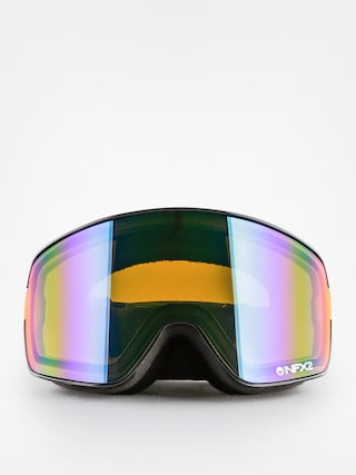 Okuliare na snowboard Dragon NFX2 (mason grey/flash green polarized)