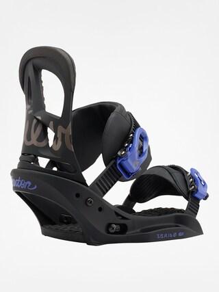 Snowboardovu00e9 viazanie Burton Scribe Est Wmn (black/lavender)