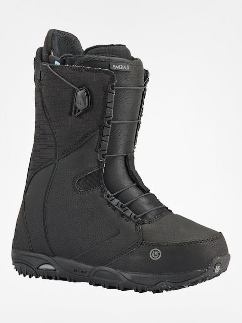 Obuv na snowboard Burton Emerald Wmn (black)