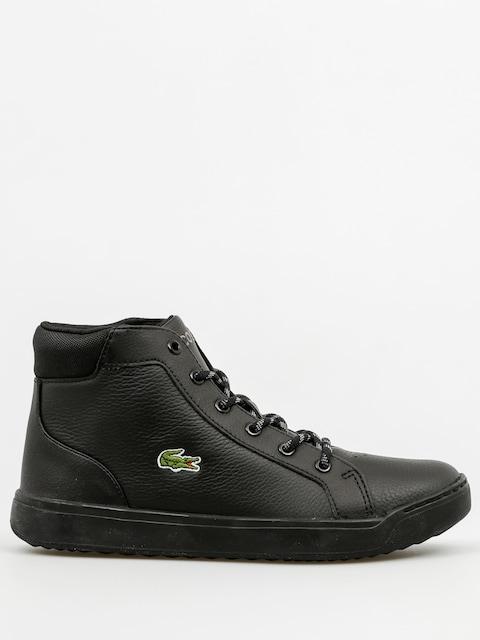 Detské topánky Lacoste Explorateur Mid 316 1 (black)