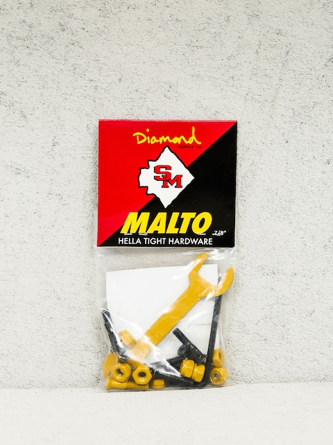 Skrutky Diamond Supply Co. Signature Pro Hardware Sean Malto (yellow)