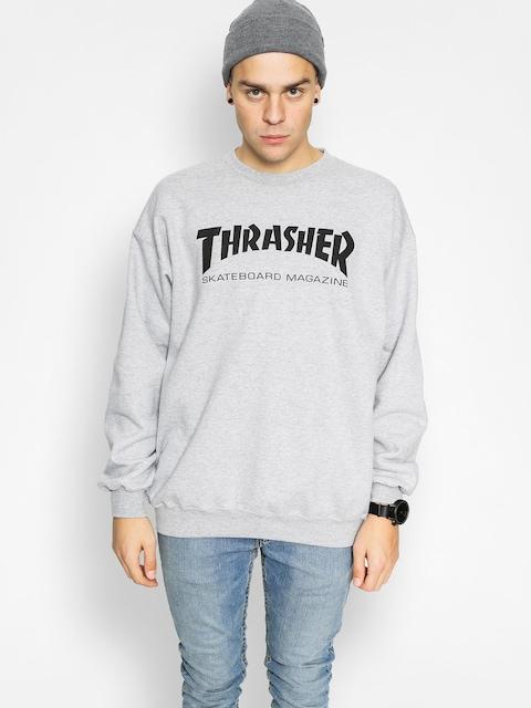 Mikina Thrasher Skate Mag (grey)