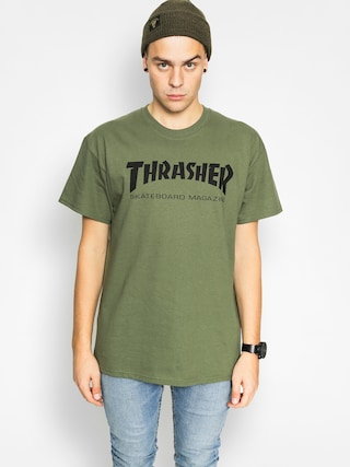 Triu010dko Thrasher Skate Mag (military green)