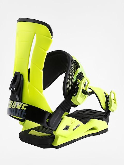 Snowboardové viazanie Drake Super Sport (yellow fluo/black)