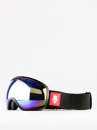 Okuliare na snowboard Majesty One11 (matt black/blue sapphire)