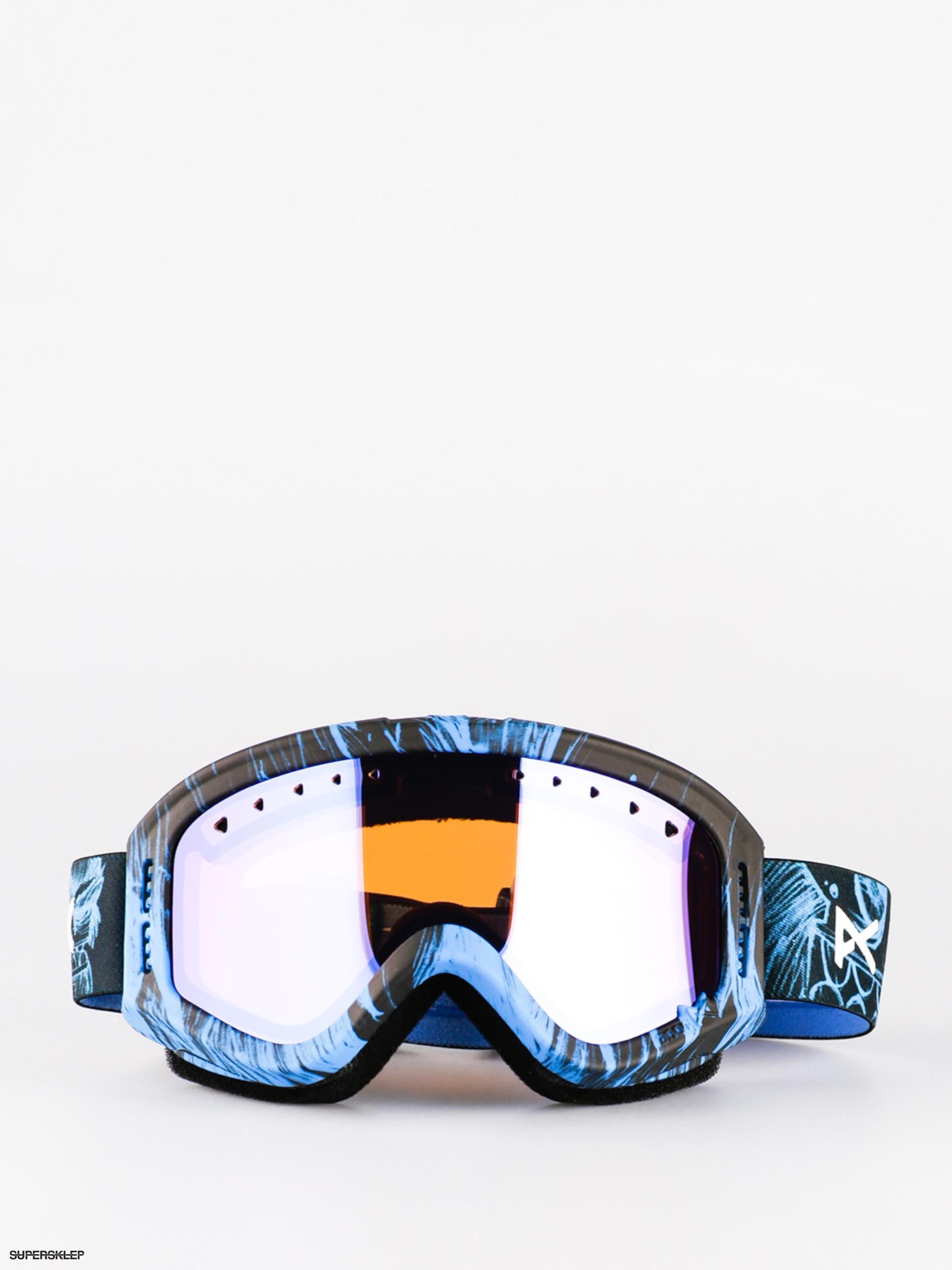 3399cf68e Detské okuliare na snowboard Anon Tracker (sulley/blue amber)