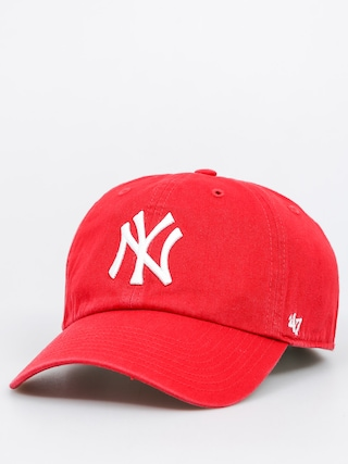 Šiltovka 47 Brand New York Yankees ZD (washed red)