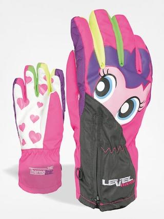 Detsku00e9 rukavice Level Lucky (pk rainbow)