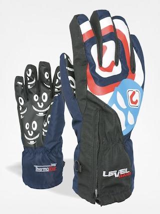 Detské rukavice Level Lucky (navy)