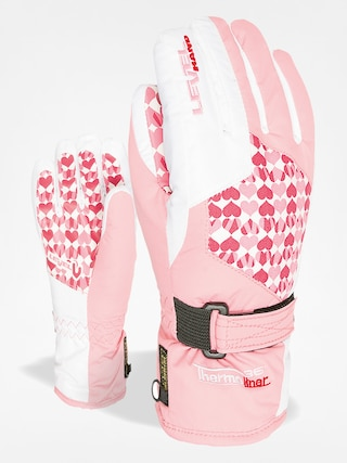 Rukavice Level Junior (pink)