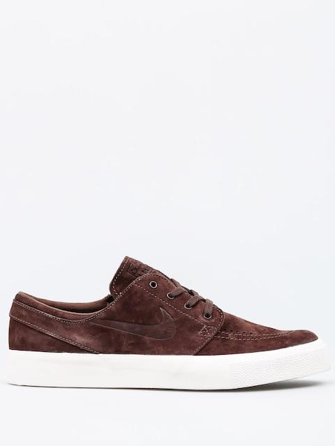 Topánky Nike SB Zoom Stefan Janoski Prem Ht (baroque brown/baroque brown)