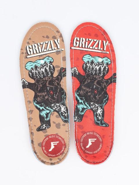 Vložky do topánok Footprint Grizzly x Kingfoam