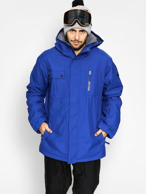 Snowboardová bunda Quiksilver Mission Solid (sodalite blue)