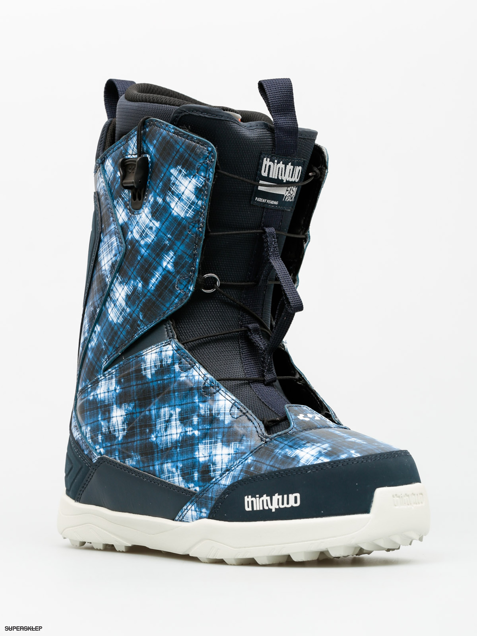 Obuv na snowboard ThirtyTwo Lashed FT (blue)
