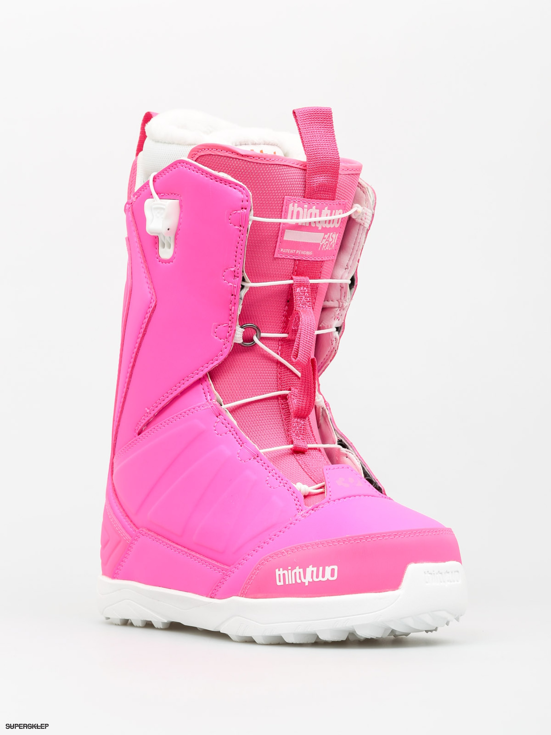 Obuv na snowboard ThirtyTwo Lashed FT Wmn (pink)