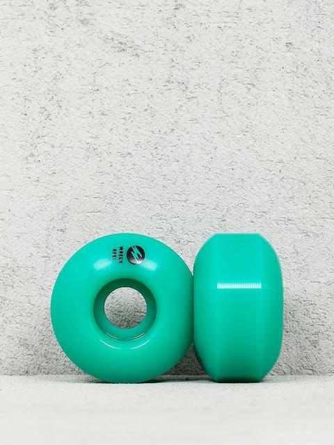 Kolieska Wreck Mini Logo (neon aqua)