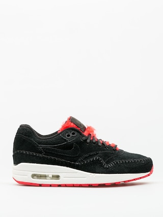 Topu00e1nky Nike Air Max 1 Wmn (Prm black/black action red)