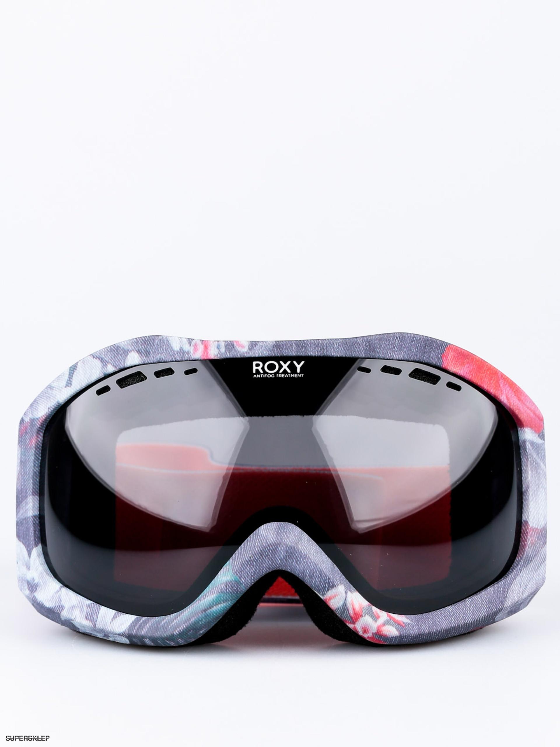 ae02fa72a Okuliare na snowboard Roxy Sunset Art Series Wmn (hawaiian tropik paradise  pink/dark smoke)