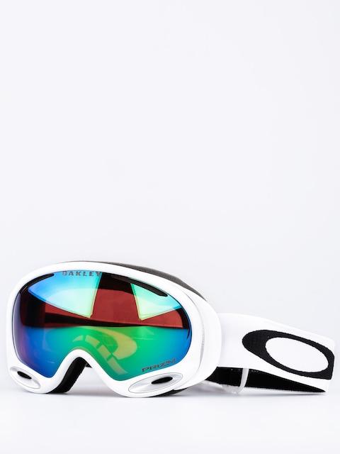 Okuliare na snowboard Oakley Aframe 2.0 Polished (white w/prizm jade)