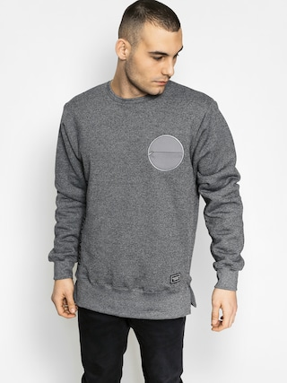 Mikina Backyard Cartel Side (grey heather)