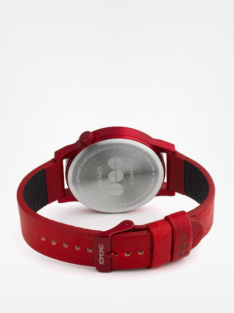 Hodinky Komono Winston Regal (all red)