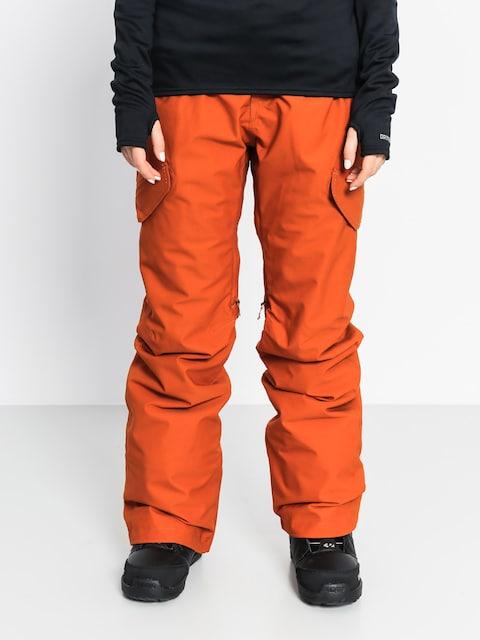 Snowboardové nohavice Burton Fly Wmn (picante)