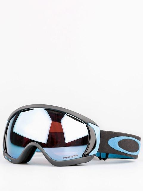 Okuliare na snowboard Oakley Canopy (iron sapphire w/prizm sapphire)