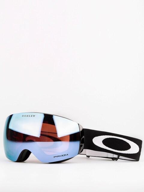 Okuliare na snowboard Oakley Flight Deck XM (matte blk w/przm sapphire)