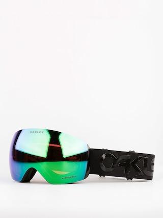 Okuliare na snowboard Oakley Flight Deck (factory pilot blackout w/prizm jade)