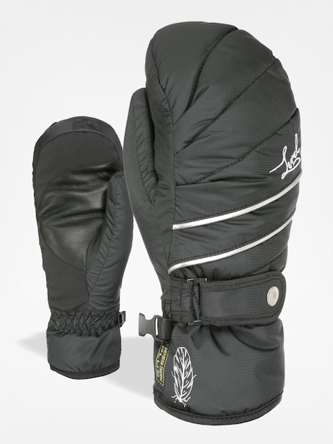 Rukavice Level Ultralite Mitt Wmn (black)