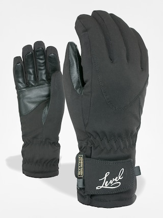Rukavice Level Alpine Wmn (black)