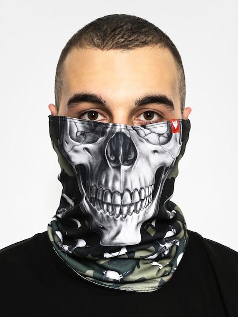 Wolface Šatka Skull Moro
