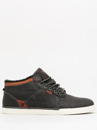 Topánky Etnies Jefferson Mid (dark grey)