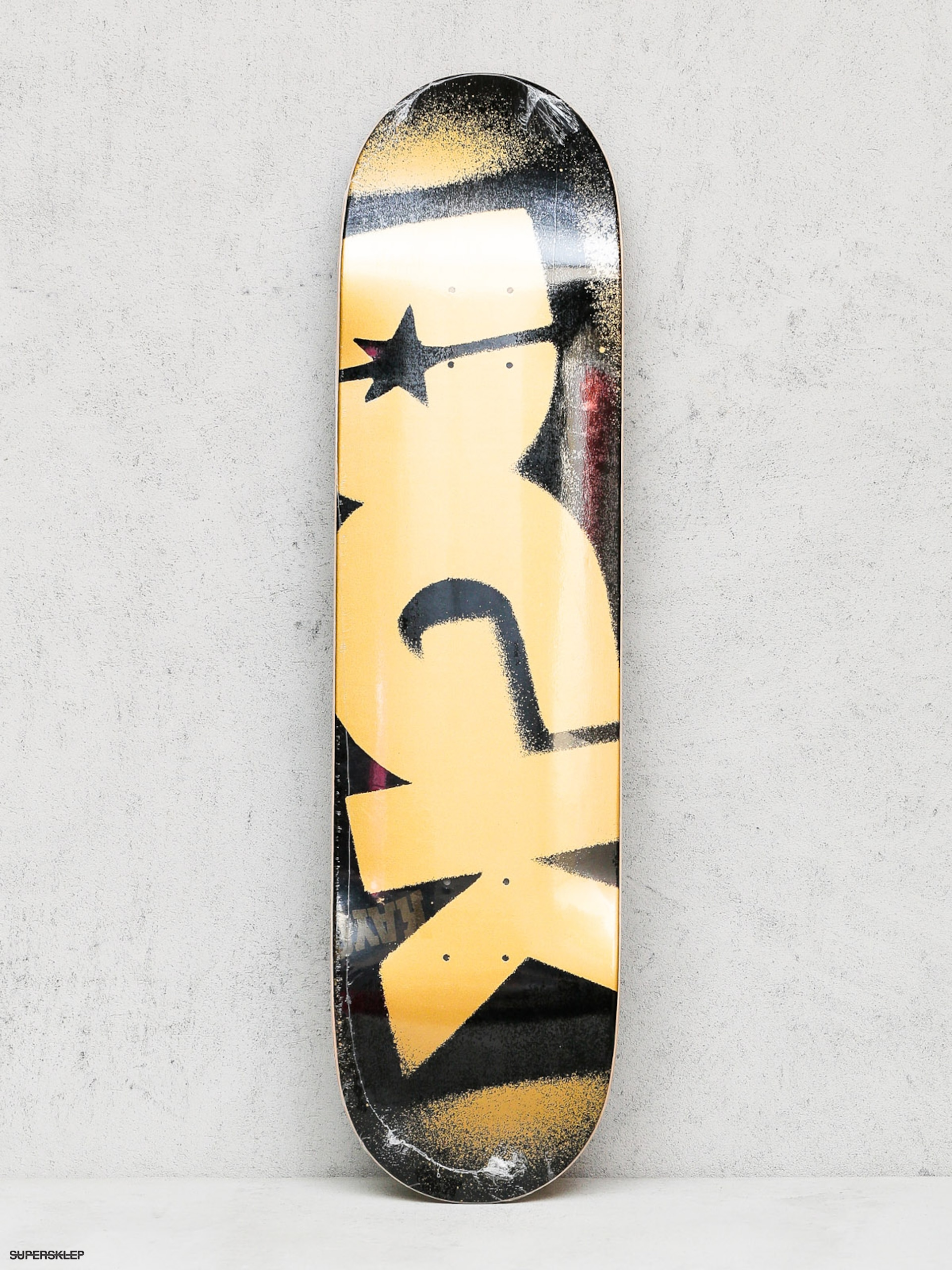 Doska DGK Price Point (black/gold)