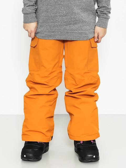 Detské snowboardové nohavice Burton Exile Cargo (maui sunset)