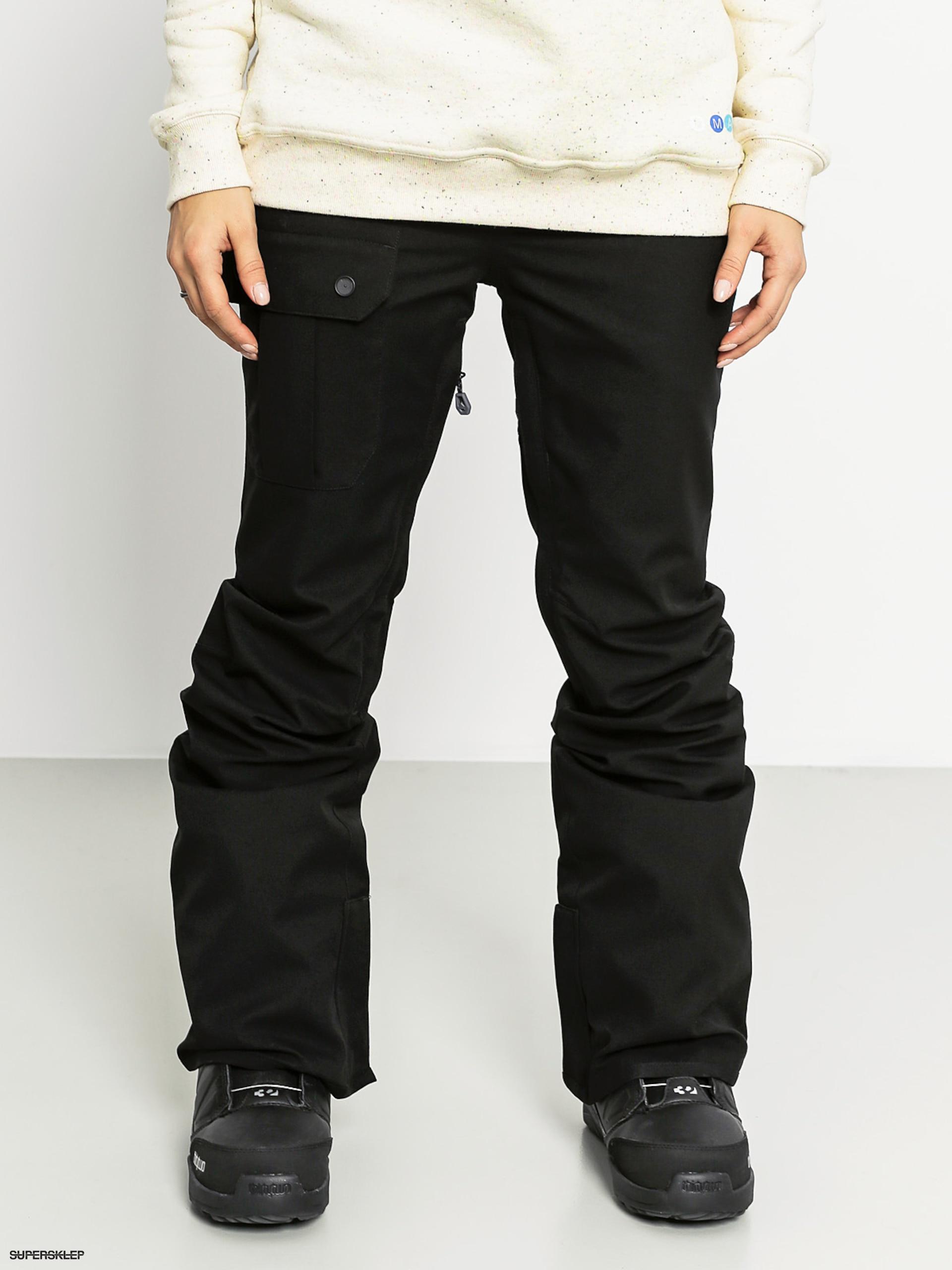 4772ebec8448 Snowboardové nohavice Volcom Diablo Wmn (blk)