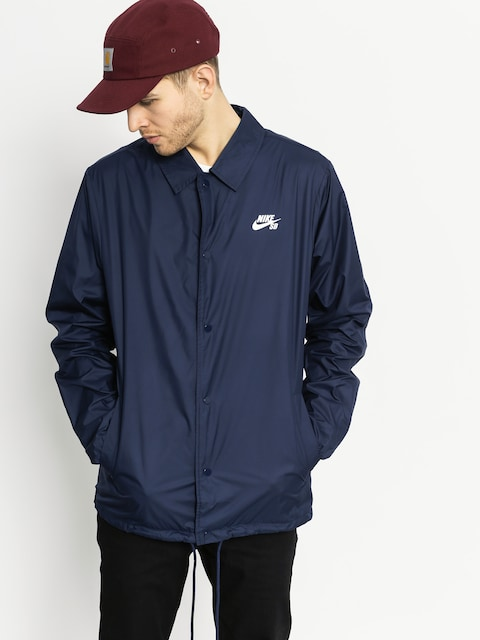 Bunda Nike SB Shield Jkt Coaches (navy)
