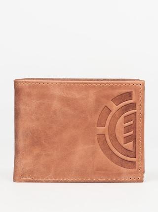 Peňaženka Element Daily Elite (brown)