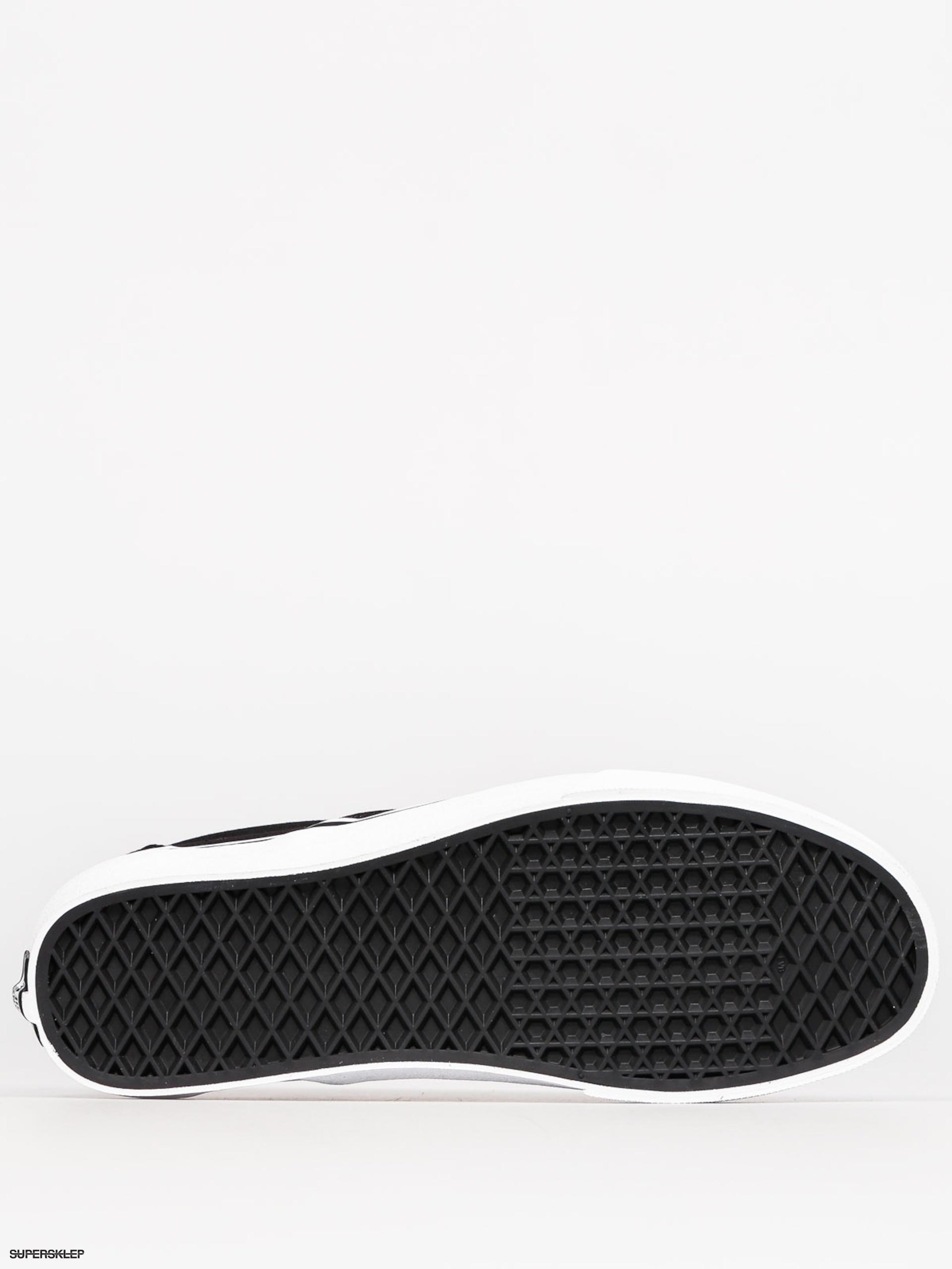 Topánky Vans Classic Slip On (checkerboard black black) 57ec913eebc